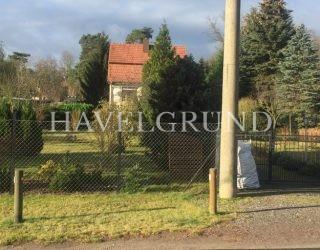 Vorderes Baugrundstück in beliebter Wohngegend – Falkensee / Falkenhain