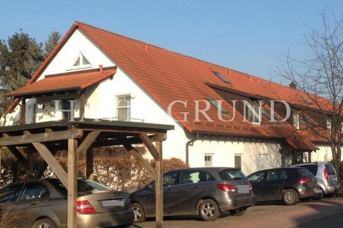 Leider konnten die Bilder von – Erdgeschoss-  Eigentums – Wohnung mit Garten im idyllischen Dallgow – Döberitz – nicht geladen werden