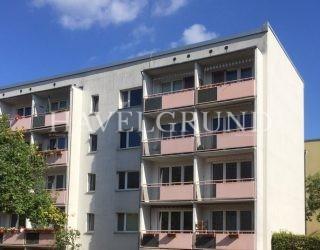 Vermietete 2 – Zimmer Eigentumswohnung  im 3 OG mit 2 Balkonen – Potsdam am Volkspark