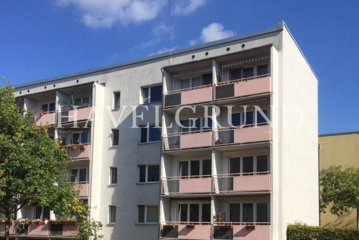 Leider konnten die Bilder von – Vermietete 2 – Zimmer Eigentumswohnung  im 3 OG mit 2 Balkonen – Potsdam am Volkspark – nicht geladen werden