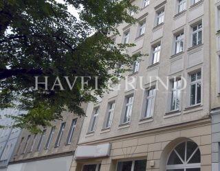 Berlin-Mitte!  Vermietete Eigentumswohnung  im beliebten Brunnenviertel
