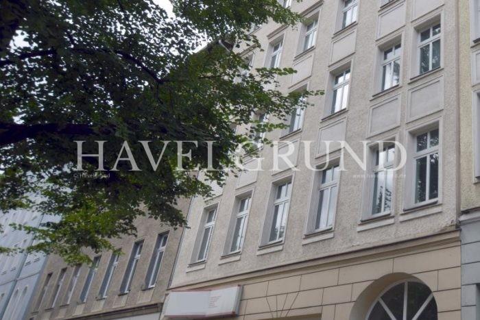 Leider konnten die Bilder von – Berlin-Mitte!  Vermietete Eigentumswohnung  im beliebten Brunnenviertel – nicht geladen werden