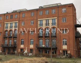 Kapitalanlage: Potsdam – Schöne 1-Zimmer-Wohnung mit Loggia – direkt an der Havel