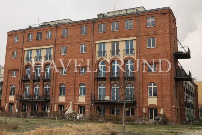 Leider konnten die Bilder von – Kapitalanlage: Potsdam – Schöne 1-Zimmer-Wohnung mit Loggia – direkt an der Havel – nicht geladen werden