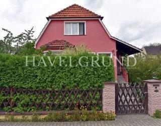 Charmant: Einfamilienhaus mit kleinem Bungalow für Hobby/Gäste/Arbeit – in Falkensee-Finkenkrug
