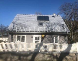 Charmantes Einfamilienhaus am Wald – Falkensee /Falkenhagener Alpen